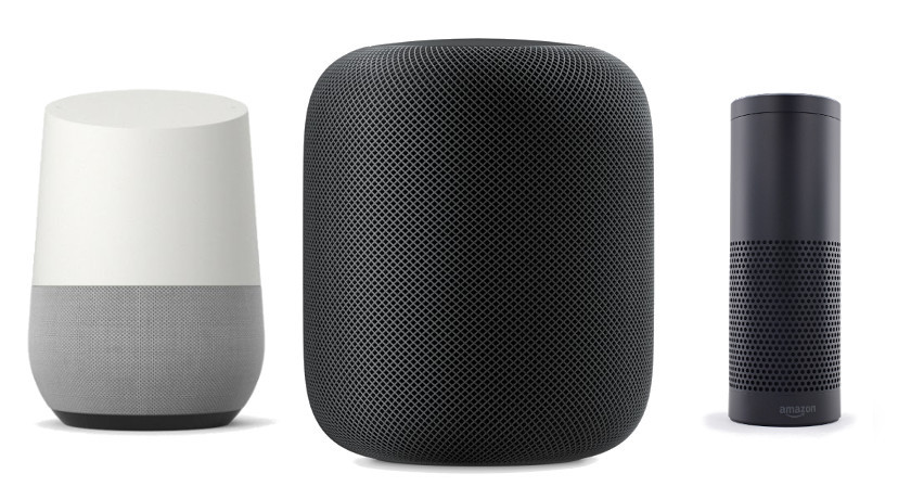 Google Home HomePod Amazon Echo HomePod dApple : une sortie possible dans 4 ou 6 semaines ?