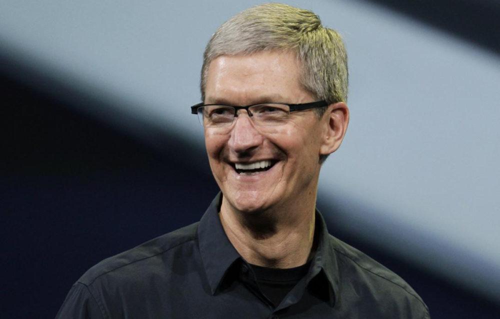 Tim Cook CEO Apple 1000x638 Apple devrait faire une « grosse annonce » ce mercredi 13 janvier