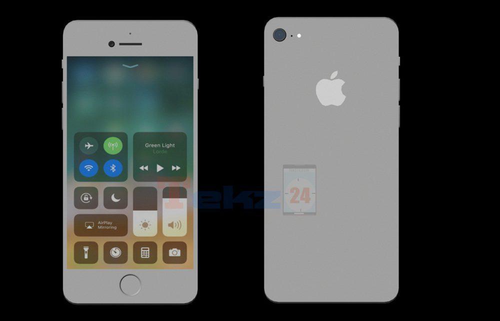 iPhone SE 2 1000x641 Si le nouvel iPhone SE voit le jour, aura t il un dos en verre comme liPhone 8 et liPhone X ?