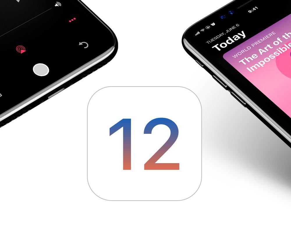 ios 12 release date iOS 12 : Apple se concentrerait avant tout sur la stabilité et loptimisation