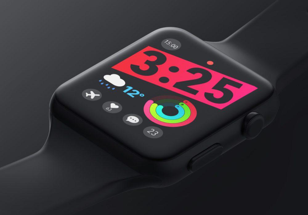 watchos 5 concept 2 Concept : voici à quoi pourrait ressembler watchOS 5