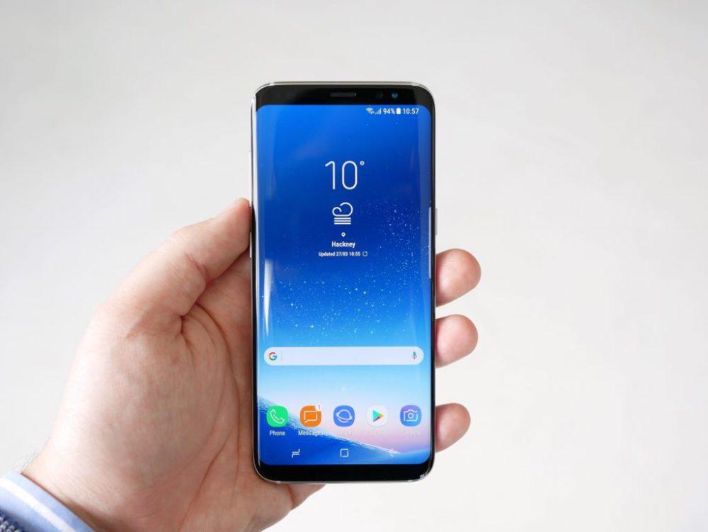 201711OHPCD 422 5410 Samsung Galaxy S8 Smartphone : le S8 de Samsung, le meilleur de 2017 ?