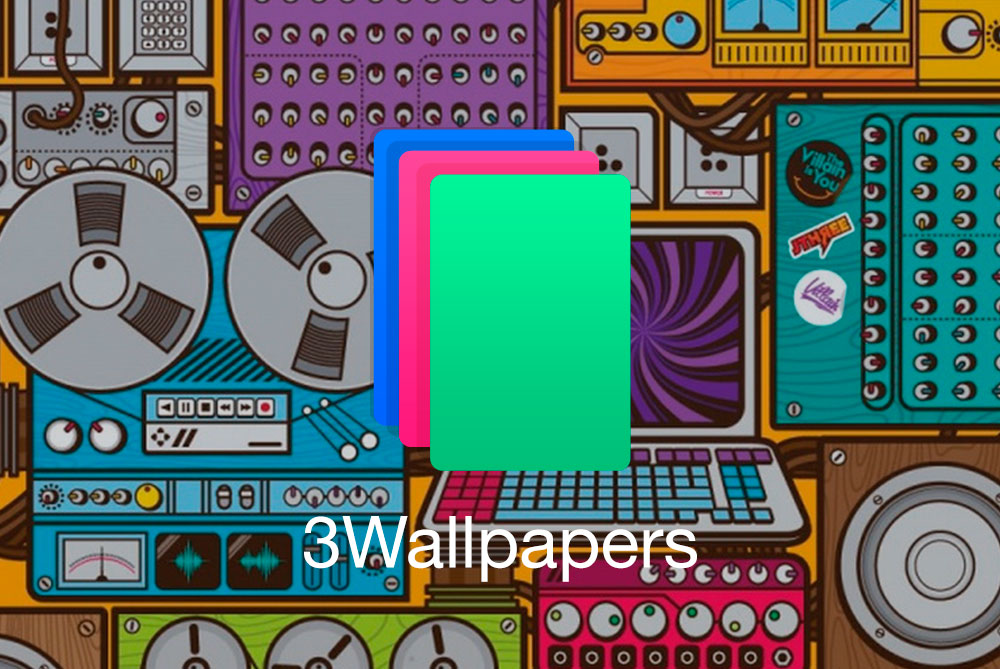 3wallpapers 9 Les 3Wallpapers iPhone du jour (14/02/2018)