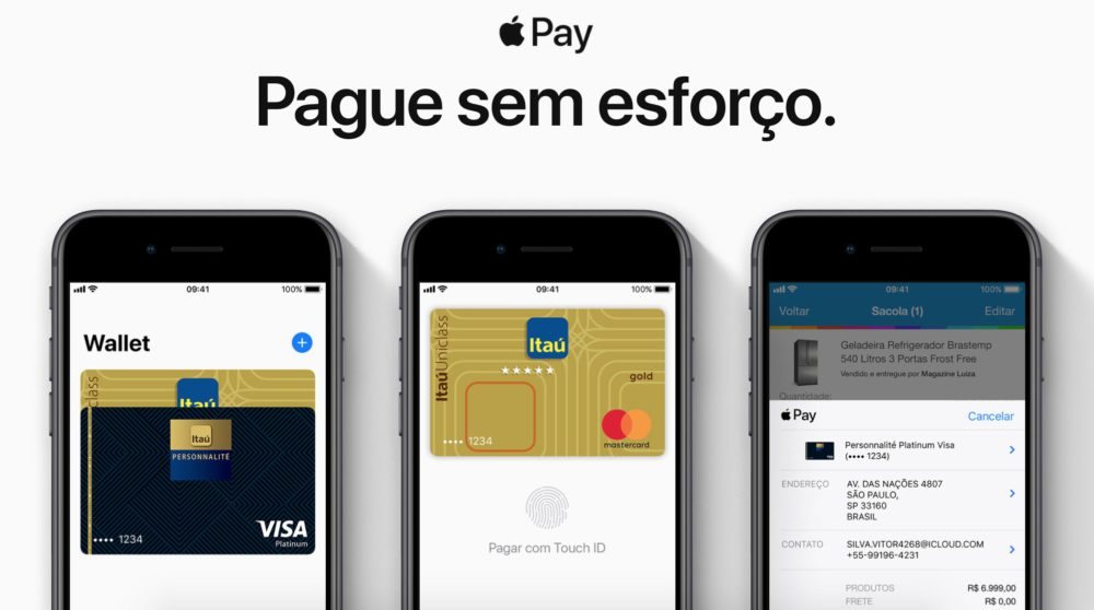 Apple Pay Bresil Apple annonce larrivée prochaine dApple Pay au Brésil