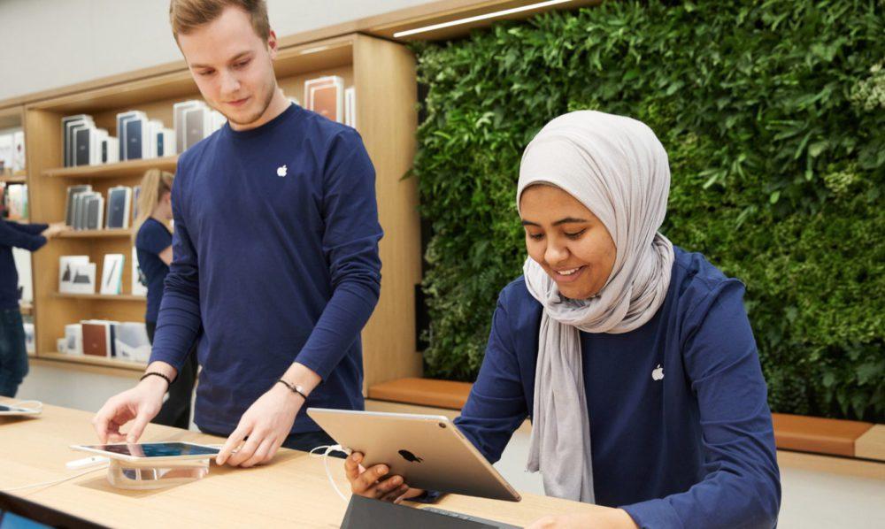Apple Store Autriche 2 Découvrez le premier Apple Store dAutriche en photos