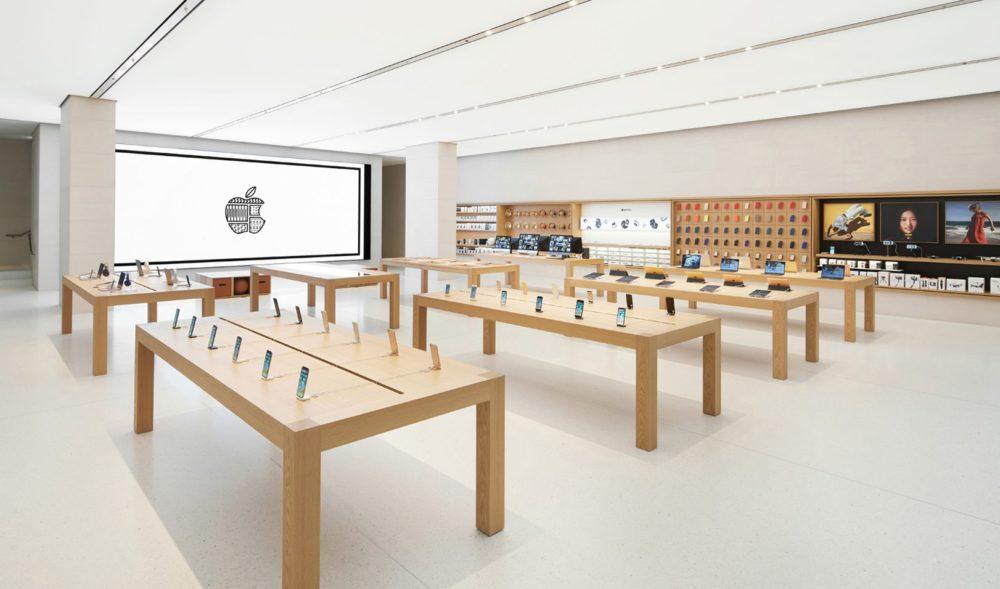 Apple Store Autriche 3 Découvrez le premier Apple Store dAutriche en photos