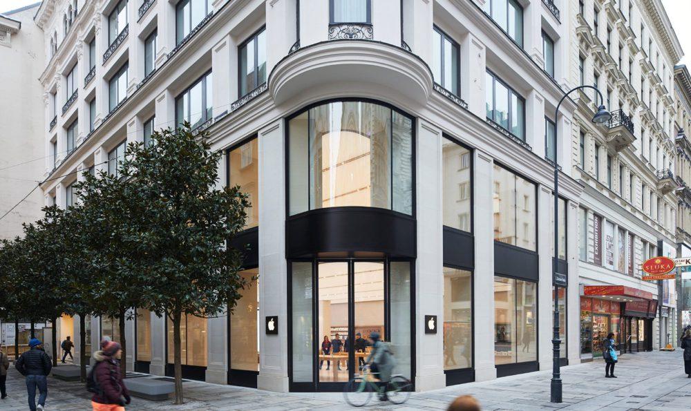 Apple Store Autriche Découvrez le premier Apple Store dAutriche en photos