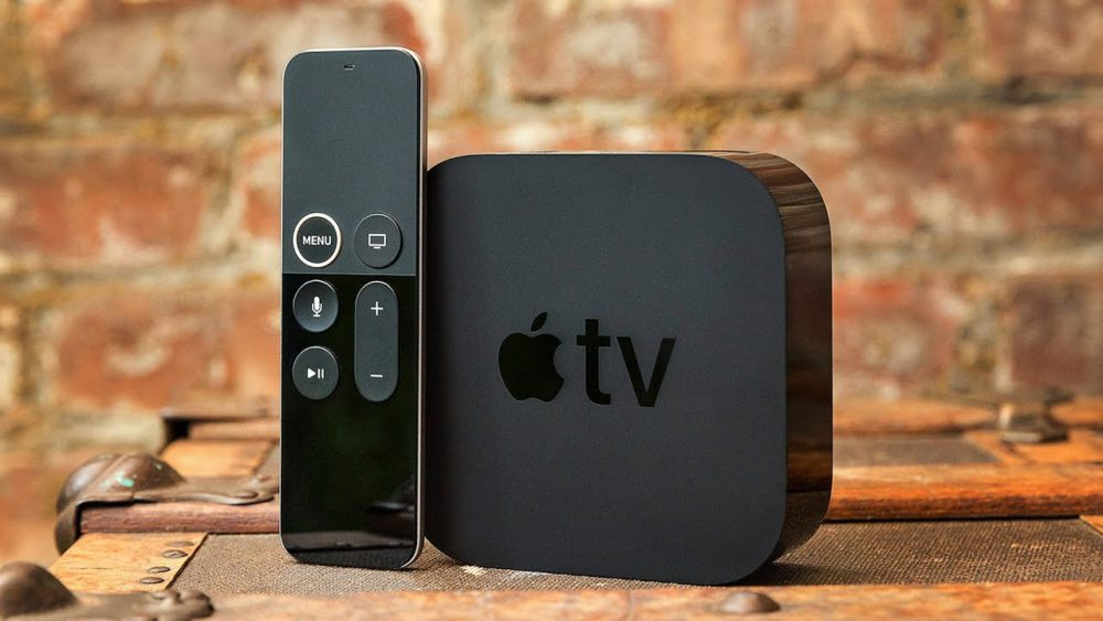 Apple TV 4K La version finale de tvOS 11.4.1 est disponible
