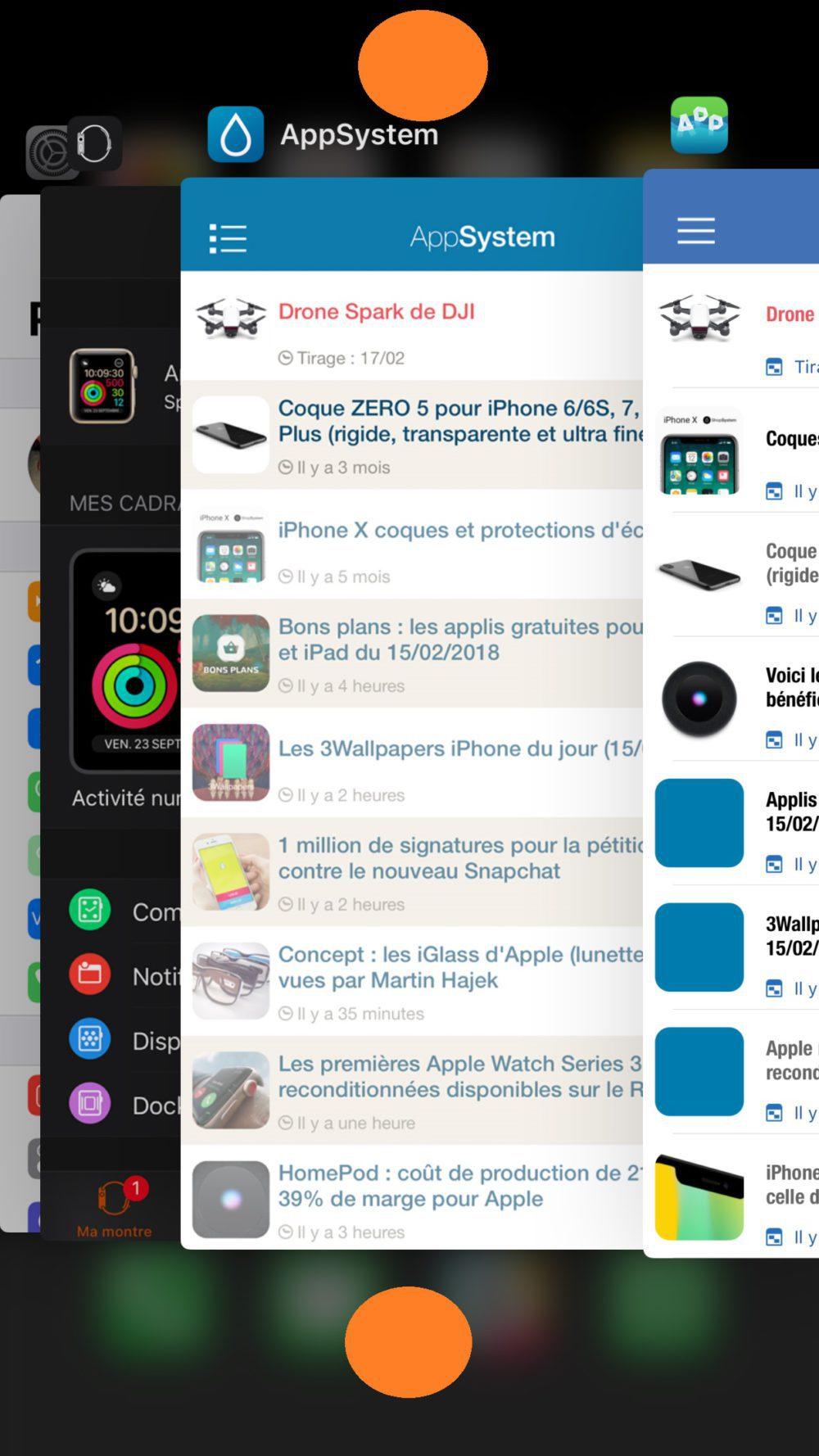 Astuce iOS 11 Acceder Ecran Accueil Rapidement 1000x1778 6 astuces sur iOS 11 que vous ignoriez peut être