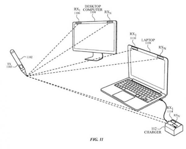 Brevet Apple Pencil Brevet : un Apple Pencil 2 dans le collimateur dApple ?