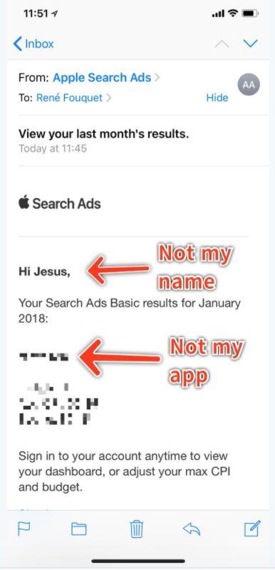 Capture d'écran 2018 02 06 à 19.02.06 Apple se trompe de destinataires en envoyant des mails aux développeurs