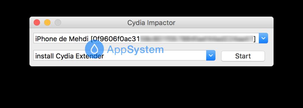 Capture Tutoriel Jailbreak iOS 11 avec loutil Electra (installation de Cydia)
