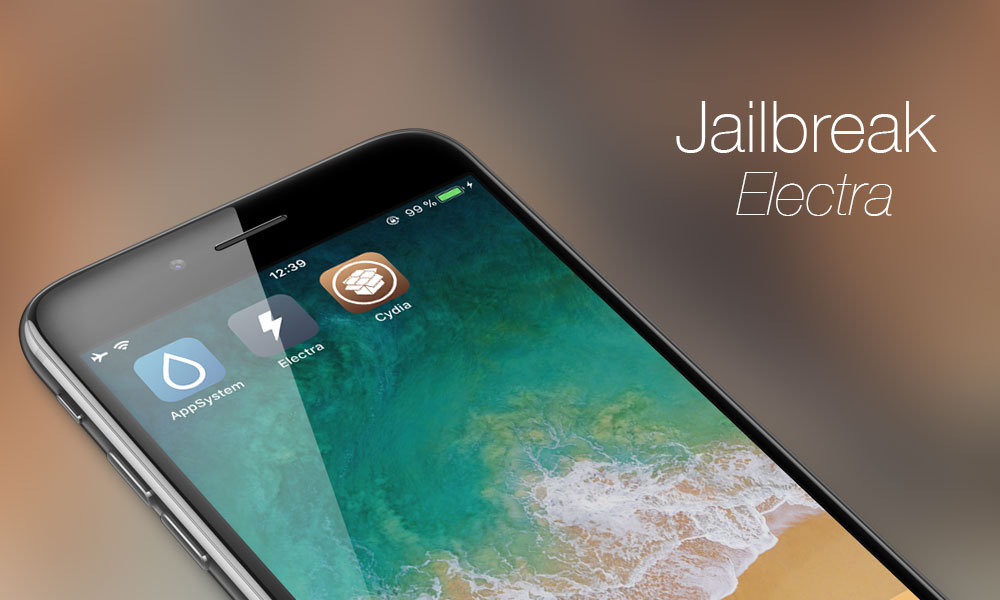 JB Electra Tutoriel Jailbreak iOS 11 avec loutil Electra (installation de Cydia)