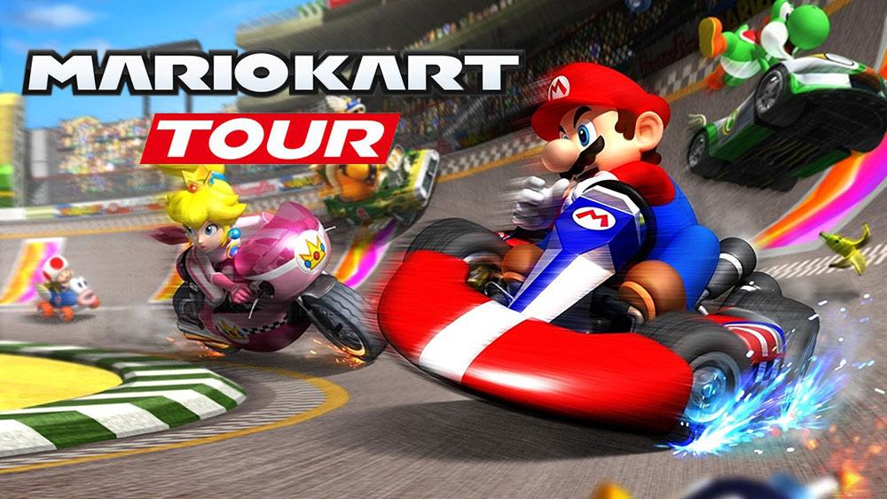 Mario Kart Tour 1 Mario Kart Tour sera gratuit au téléchargement (Nintendo)