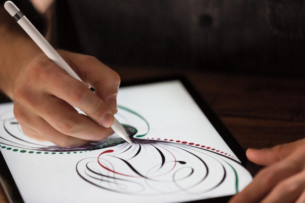 apple pencil Brevet : un Apple Pencil 2 dans le collimateur dApple ?