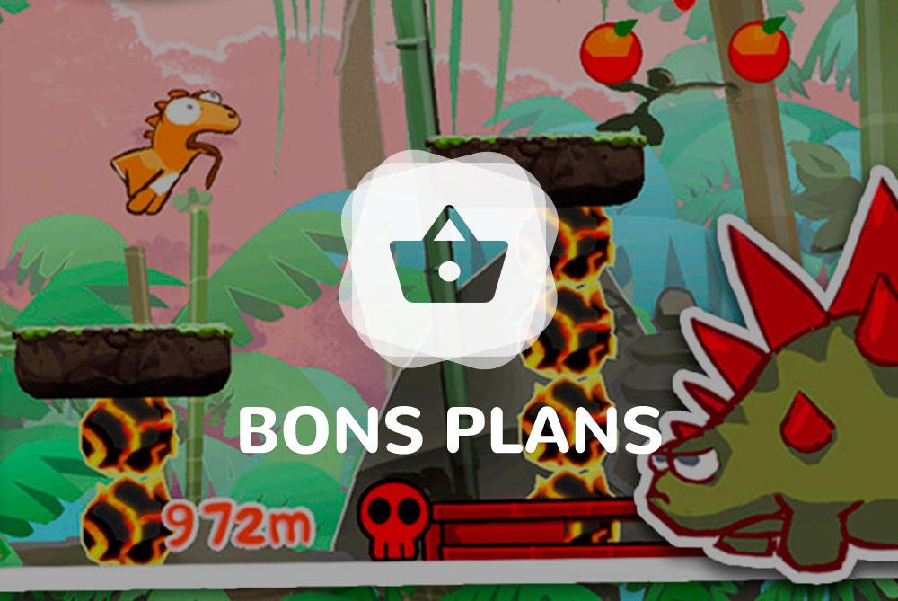 bons plans banner 10 Bons plans : les applis gratuites pour iPhone et iPad du 14/02/2018