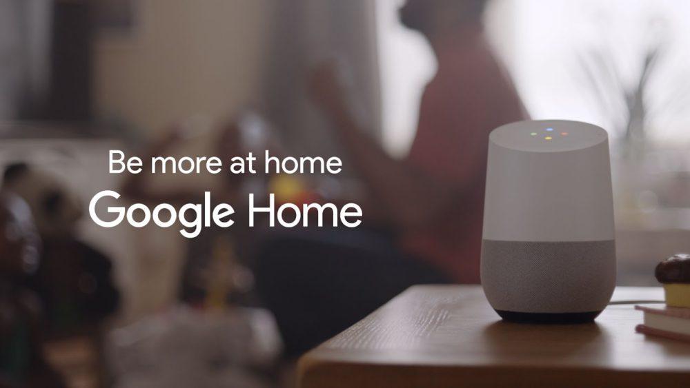 google home Google Home : plus de 6 millions denceintes vendues