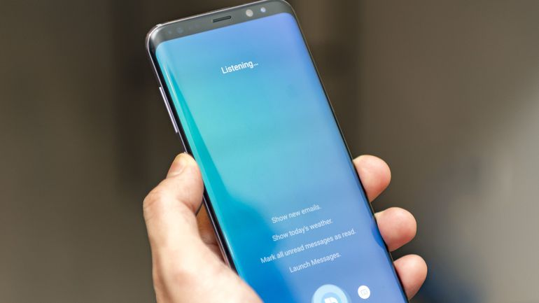 gsocho bixby 06 MWC 2018 : Samsung confirme la présentation du Galaxy S9