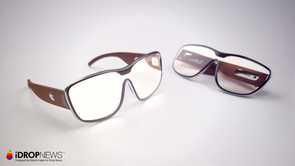 iGlass Concept 3 Concept : les iGlass dApple (lunettes AR) vues par Martin Hajek