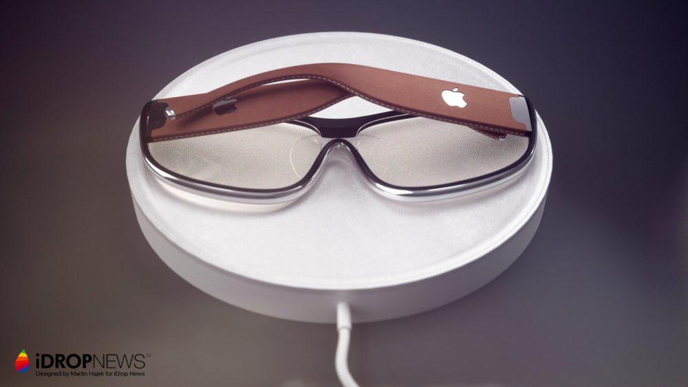 iGlass Concept 5 Concept : les iGlass dApple (lunettes AR) vues par Martin Hajek