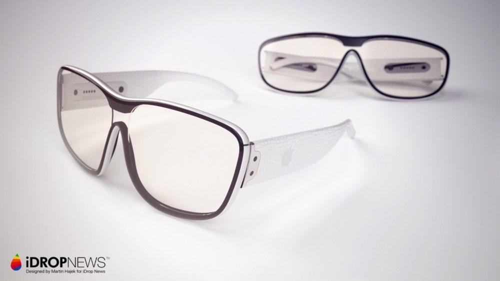 iGlass Concept 6 Concept : les iGlass dApple (lunettes AR) vues par Martin Hajek