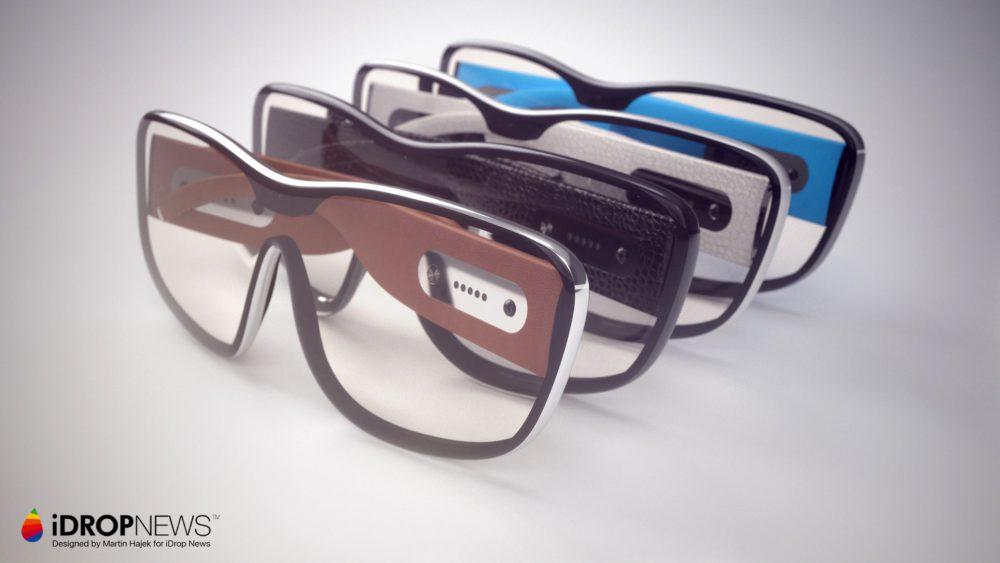 iGlass Concept 8 Concept : les iGlass dApple (lunettes AR) vues par Martin Hajek