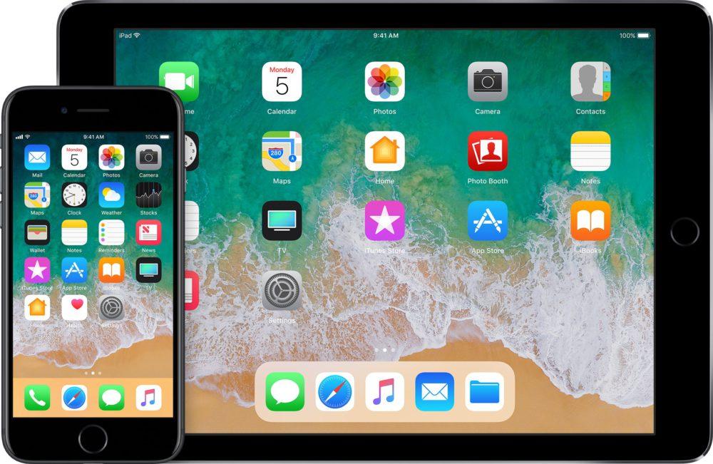 iOS 11 iOS 11.2.6 est disponible pour iPhone, iPad et iPod touch