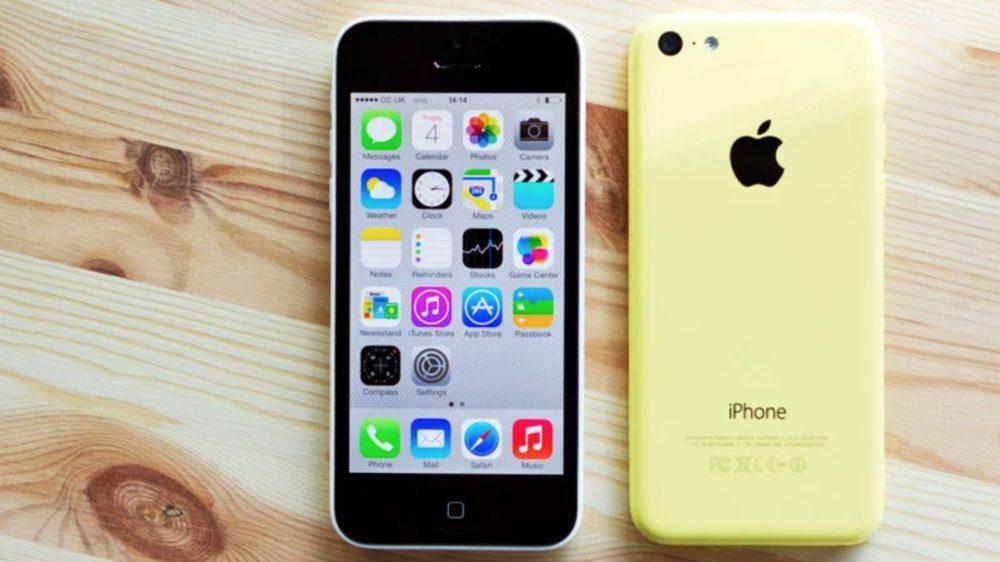 iPhone 5c 1 Apple peut remplacer un iPhone 5c de 16 Go par un 32 Go dans certains cas