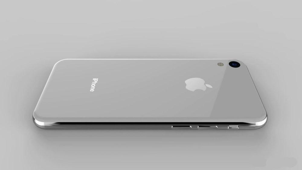 iPhone SE 2 iPhone SE 2 : nouveau concept avec encoche inspiré de liPhone X