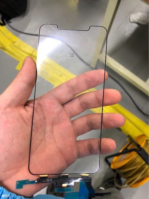 iPhone X Plus Ecran iPhone X Plus : premières fuites de lécran en images