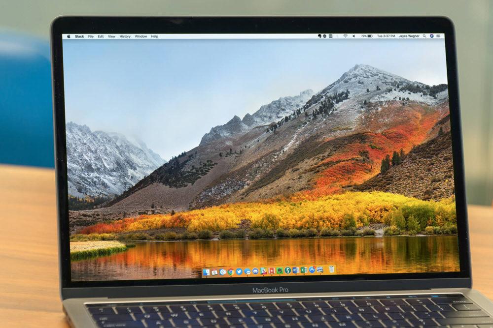 macOS 10.13.4 version finale disponible : liste des nouveautés
