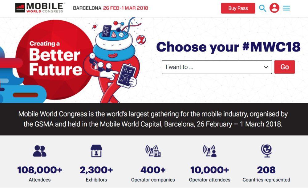 mwc18 MWC 2018 : Samsung confirme la présentation du Galaxy S9