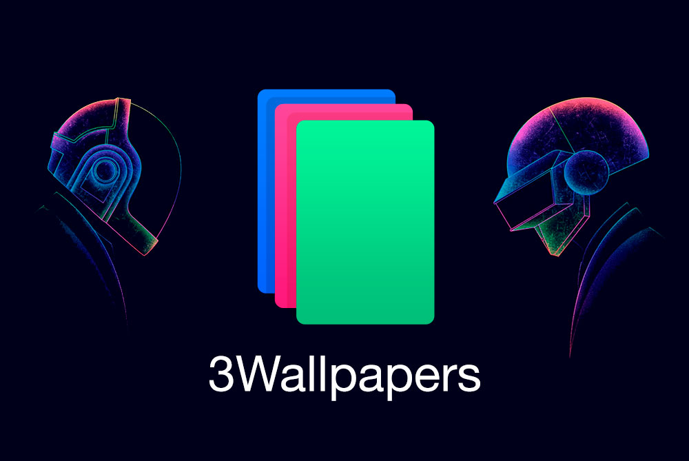 3wallpapers 12 Les 3Wallpapers iPhone du jour (19/03/2018)