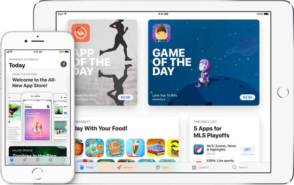 App Store 1000x629 Apple a supprimé 3 applications de rencontres pouvant être utilisées par des enfants de moins de 13 ans