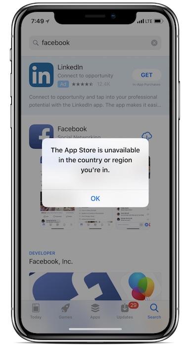 App Store Iran LApp Store iranien bloqué : téléchargement dapps impossible