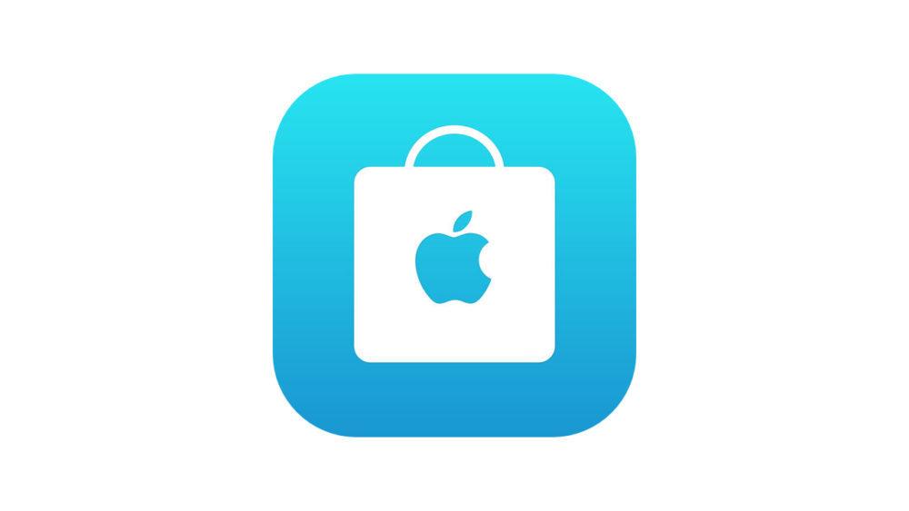 Apple Store app 1000x563 LApple Store mis à jour vers la version 5.8 : le support du mode sombre est ajouté