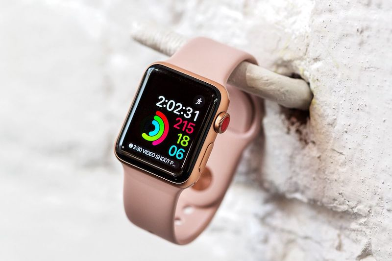 Apple Watch Series 3 1 La version finale de watchOS 4.3.1 est disponible