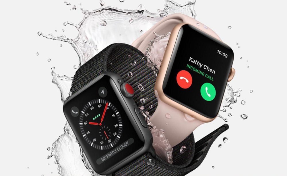 Le stock dApple Watch en nette baisse avant le dévoilement de la Series 4