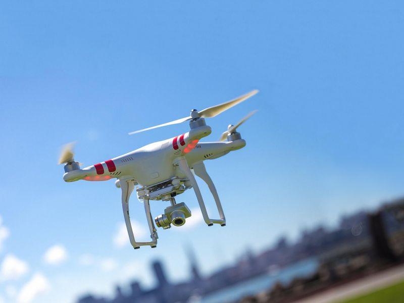 Drone Des iPhone importés illégalement en Chine à laide de drones