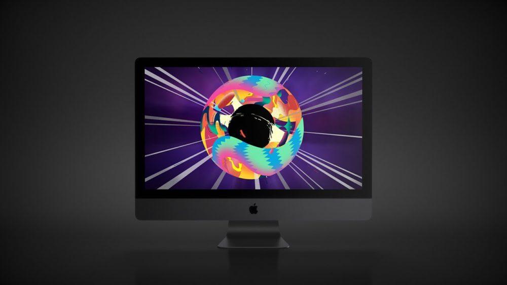 Publicites iMac Pro Apple publie une série de vidéos pour promouvoir liMac Pro et sa puissance
