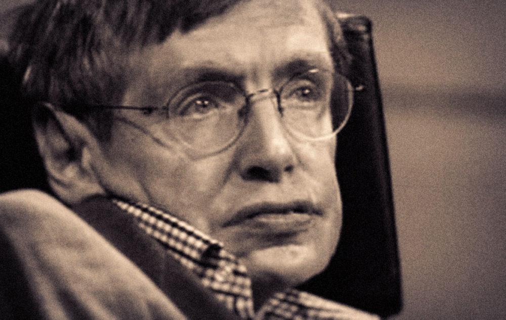 Stephen Hawking Tim Cook rend hommage à Stephen Hawking sur Twitter