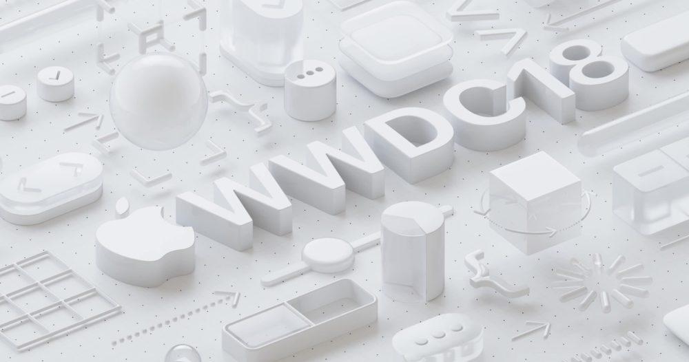 WWDC 2018 Suivez le Live Keynote WWDC 2018 dès 18h30 sur AppSystem