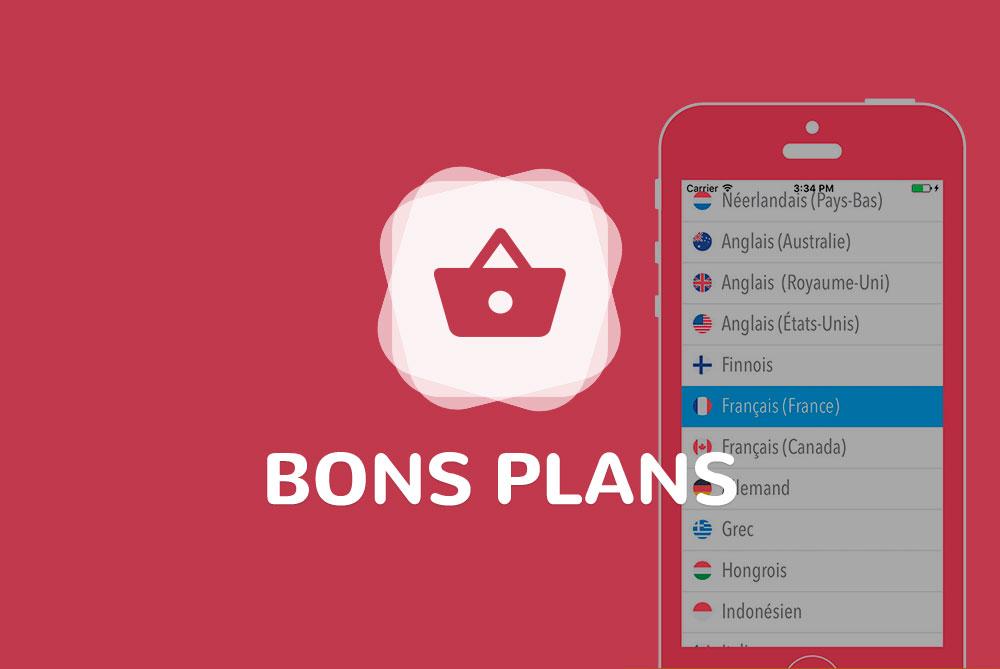 bons plans banner 18 Bons plans : les applis gratuites pour iPhone et iPad du 22/03/2018