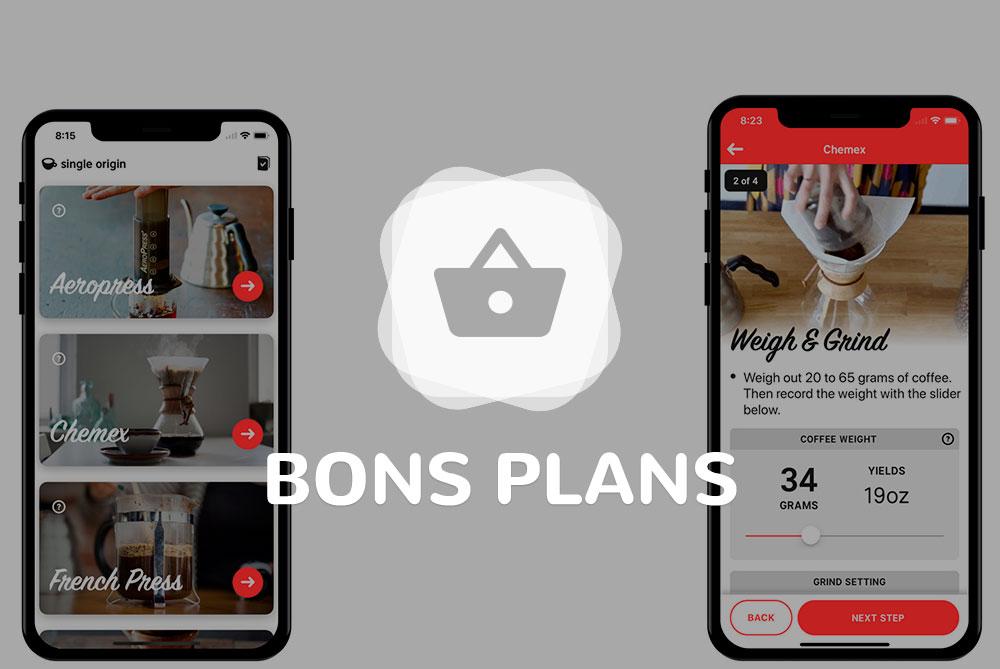 bons plans banner 8 Bons plans : les applis gratuites pour iPhone et iPad du 13/03/2018
