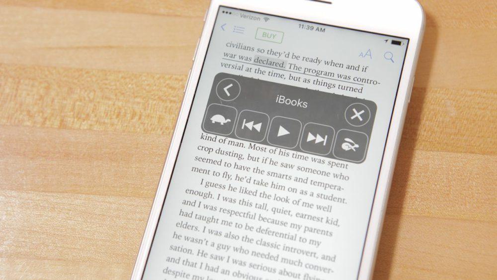 iBooks Un tout nouveau design pour iBooks sur iOS 12 inspiré de lApp Store ?