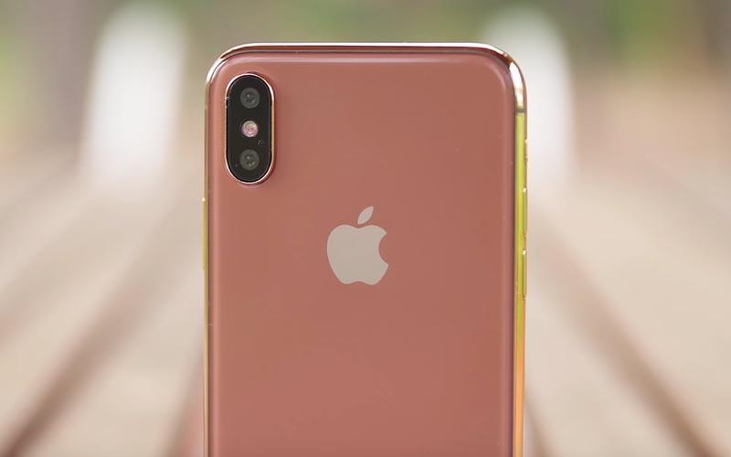 iphonex blush gold La production de liPhone X version gold aurait débuté