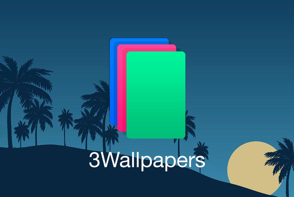 3wallpapers 11 Les 3Wallpapers iPhone du jour (17/04/2018)