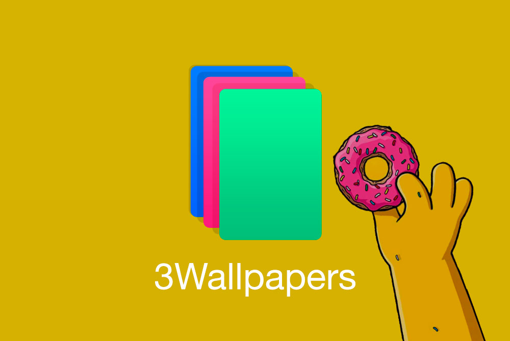 3wallpapers 9 Les 3Wallpapers iPhone du jour (13/04/2018)