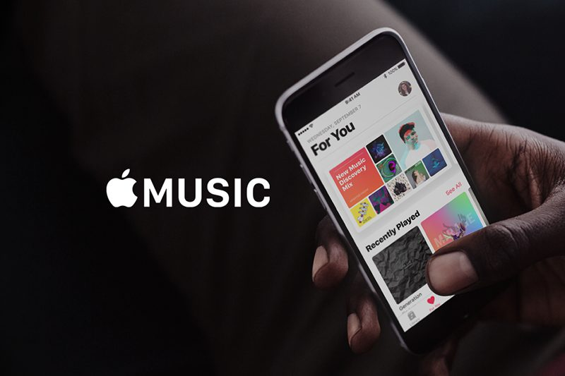 Apple Music Apple Music franchit le cap des 40 millions dabonnés payants