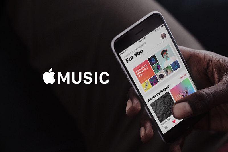 Apple Music Apple Music franchit le cap des 40 millions dabonnés payants